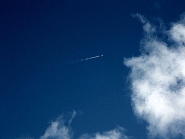Sky+airplain