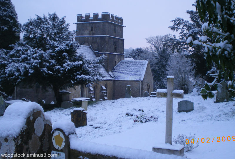 Avening Church