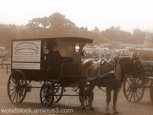 Horse Drawn Delivery
