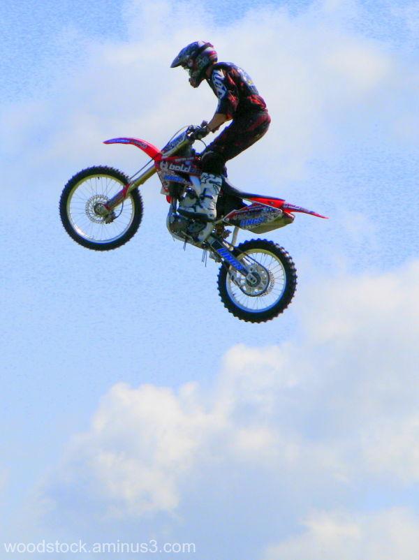 Moto X Motorcycle Stunt