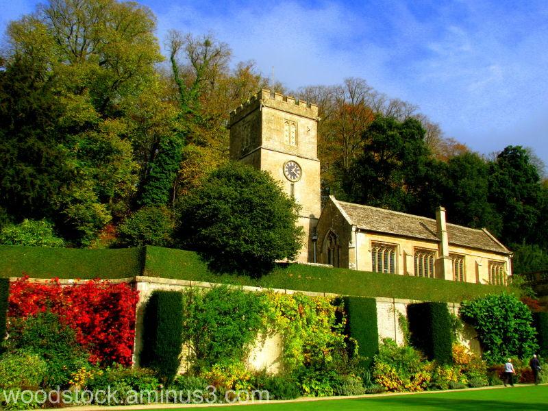 Dyrham Park Church