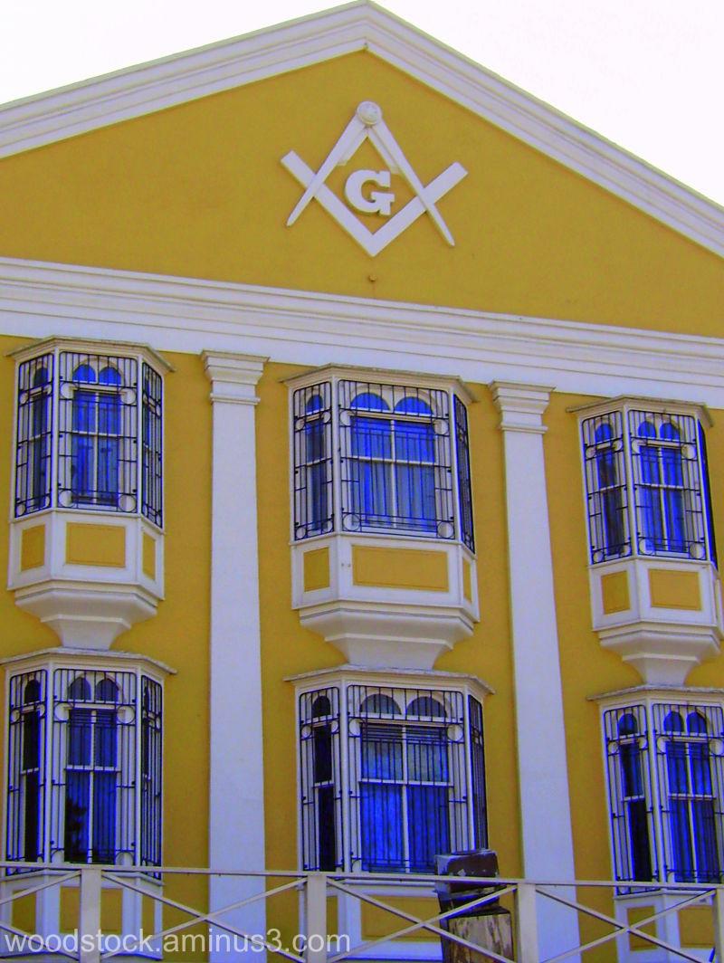 Masonic Hall Nassau