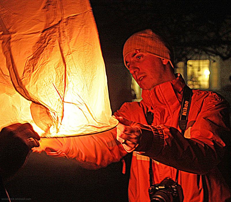 Dan and The Chinese Lantern