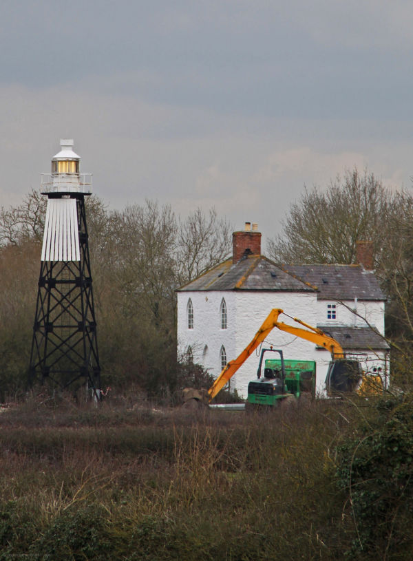 A Lighthouse in Your Garden