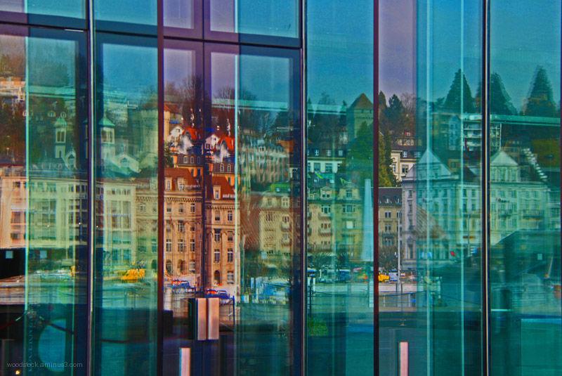 Reflective Zurich