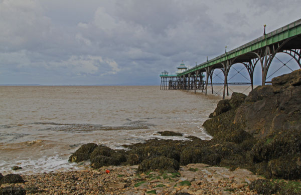 Clevedon Pier 2