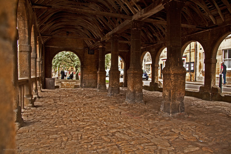 Market Hall,Chipping Campden, The Cotswolds