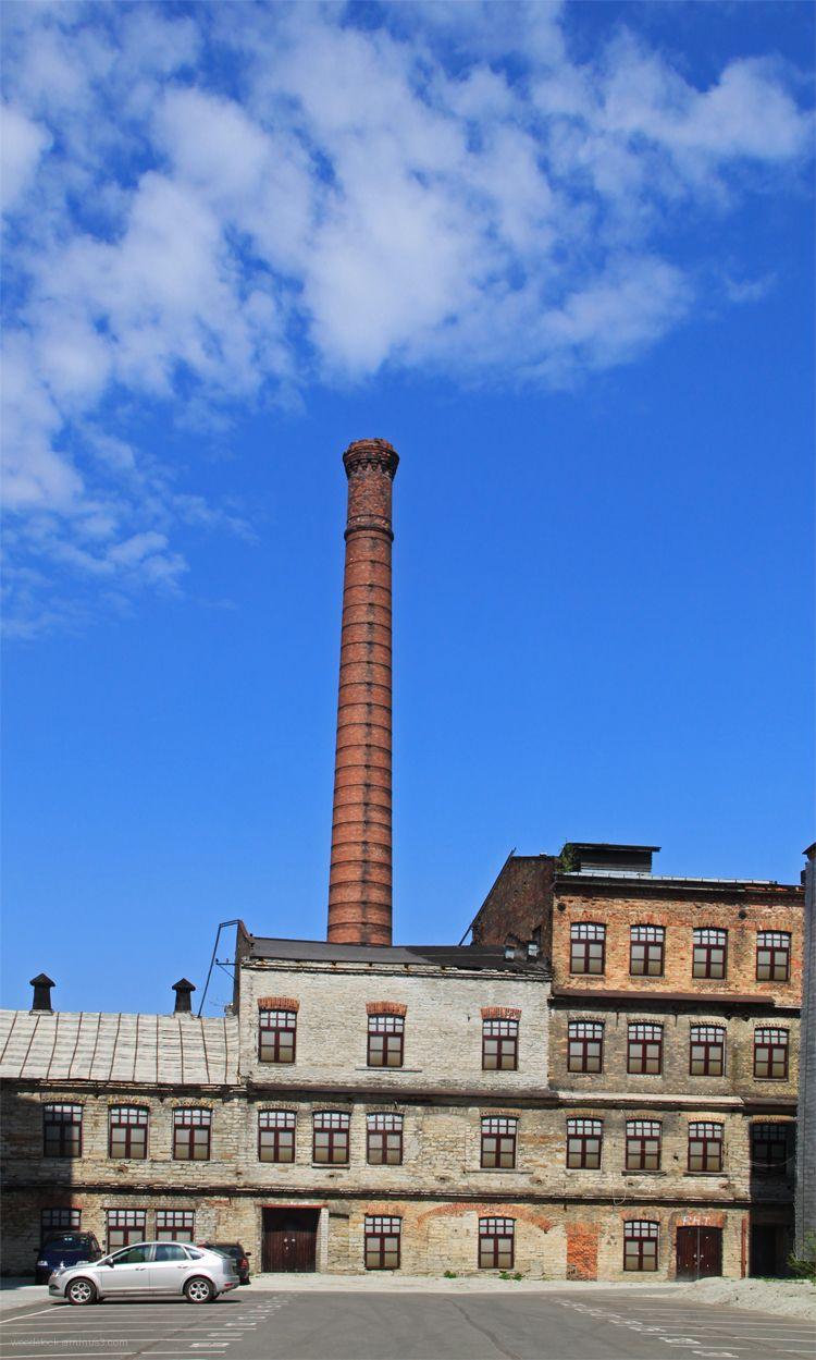 Tallin Estonia  - check out the windows