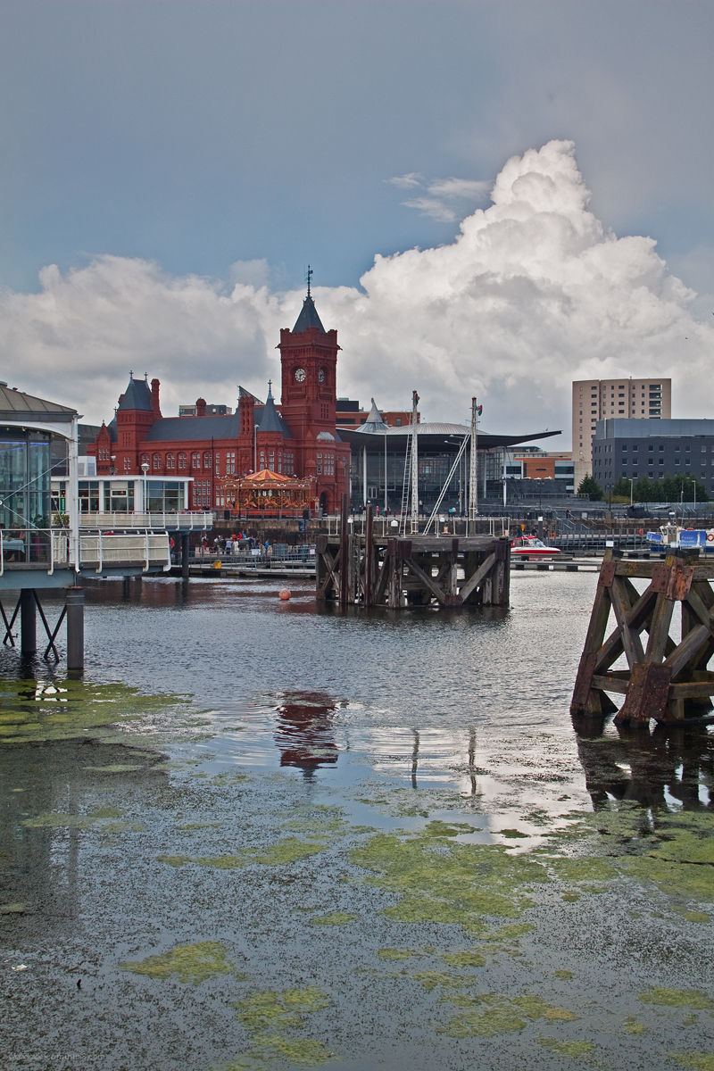 The Docks - Cardiff