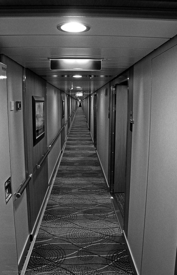 One long Corridor.