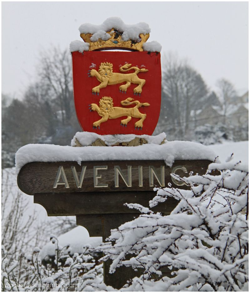Happy Christmas From Avening