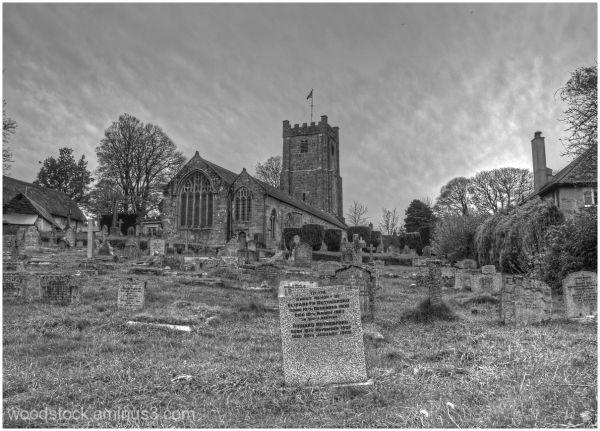 Chagford Church, Devon