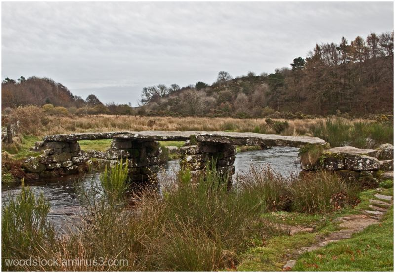 Postbridge, Dartmoor, Devon