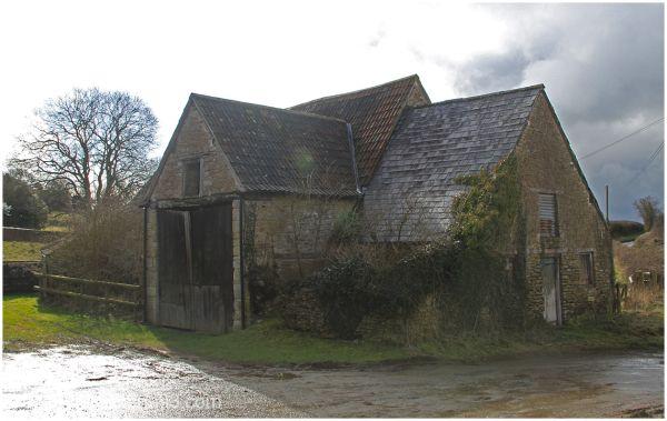 Barn at Hawkesbury Upton