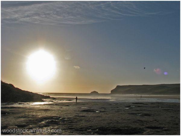 Polzeath Beach  (Again)