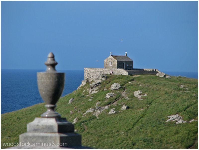St Nicholas Chapel St Ives Cornwall