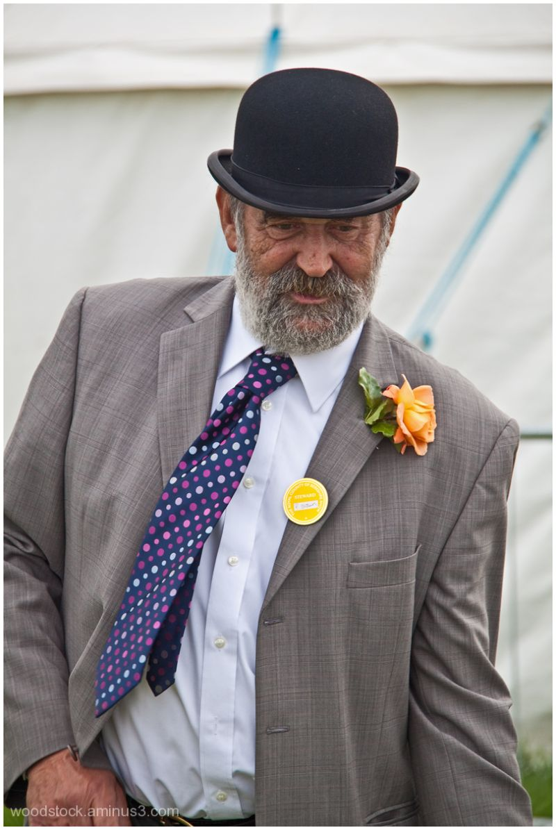 Judge at The Berkshire Show