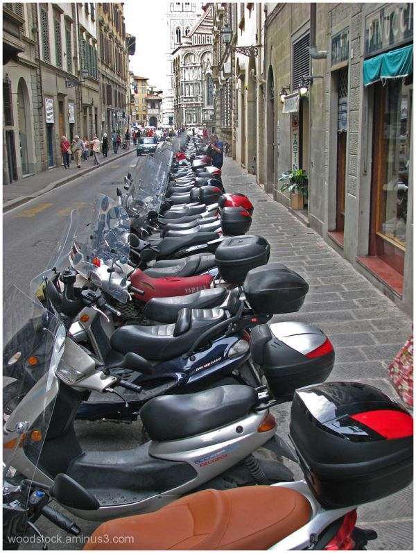 Motor Scooters Everywhere