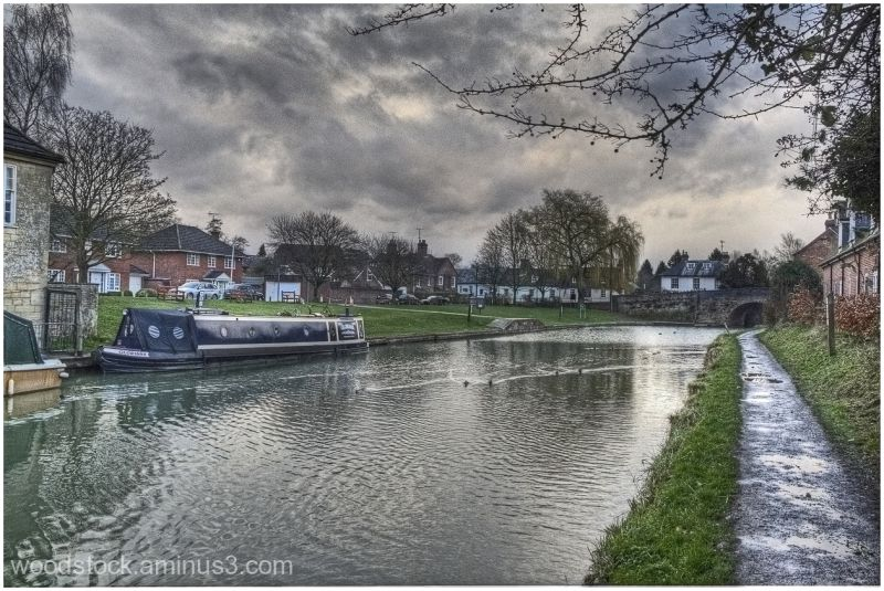 The Canal at Hungerford