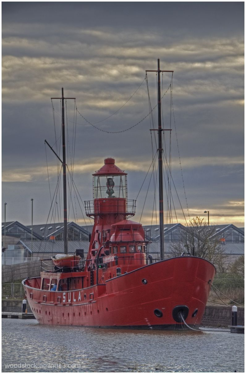 Lightship - Gloucester Docks