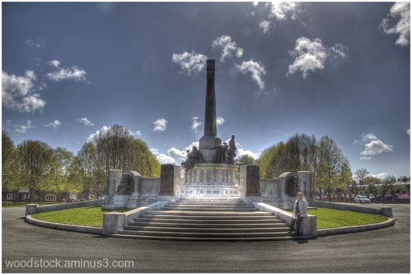 WW1 Memorial Port Sunlight