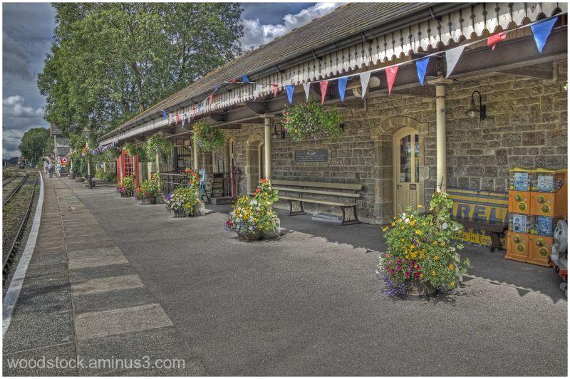 Cranmore Station Somerset