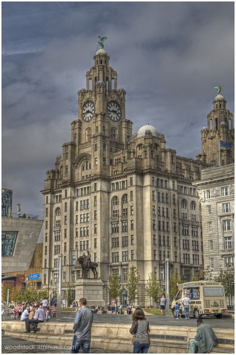 Liverpool - A City of Contrasts 1 of 27