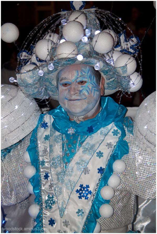 Characters at Burnham Carnival (Nov 2011) 2 of 11