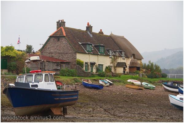 Porlock Weir, Somerset