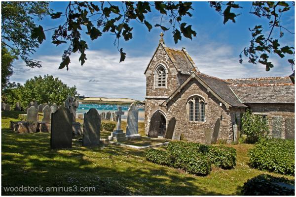 Porthilly Church