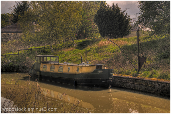 The Old Wharf - near Devizes