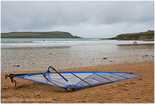 Daymer Bay, Cornwall - New Year 2012