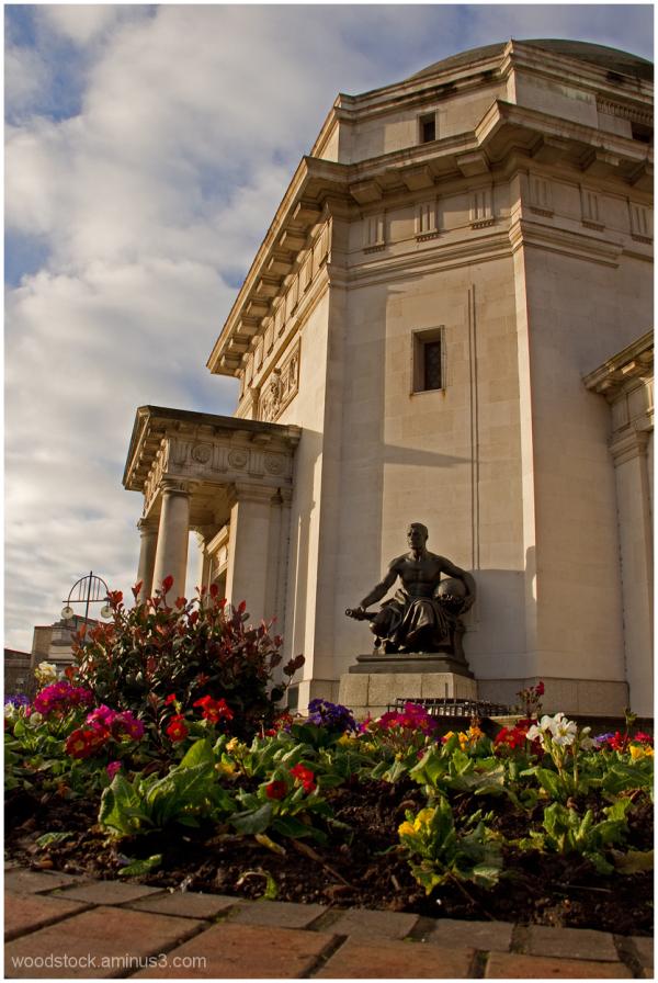 Birmingham WW1 War Memorial