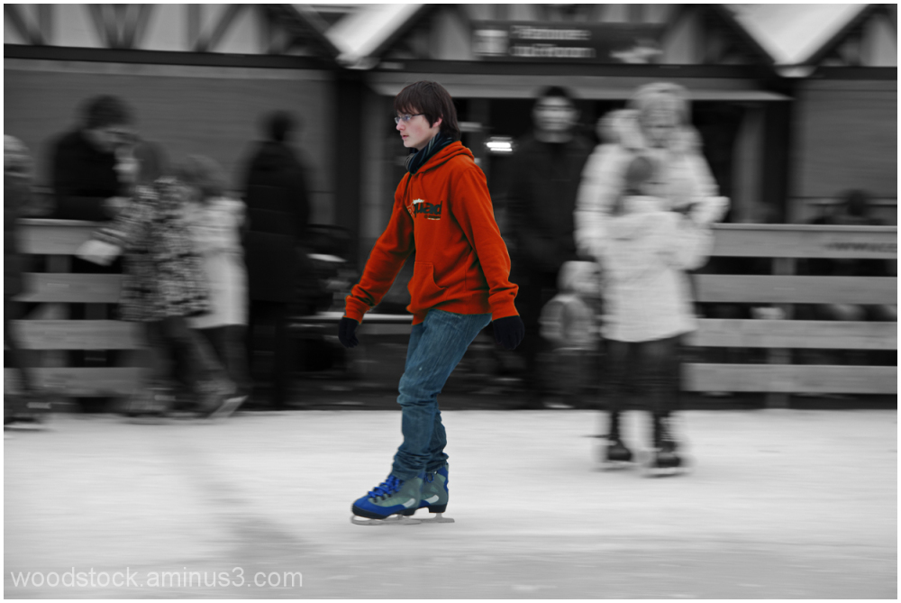 1000th Image Harry Potter Goes Skating