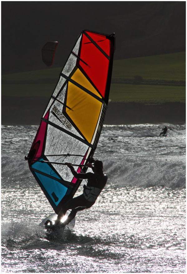 Wind Surfer 2