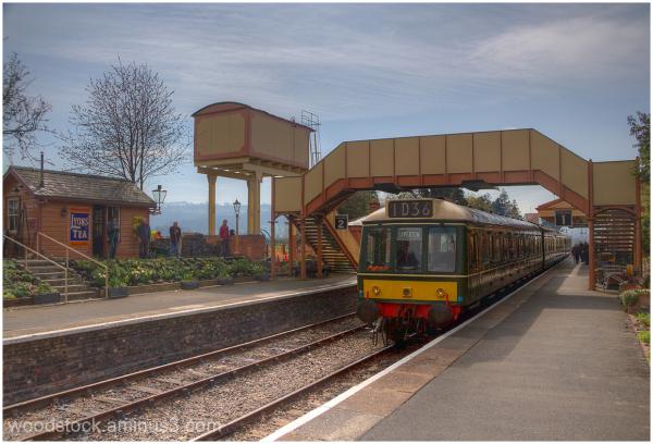 Platform 1 Toddington
