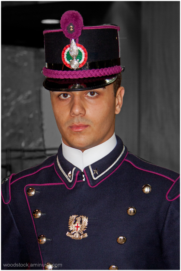 Officer Cadet - Milan