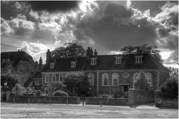 Cathedral Close Salisbury