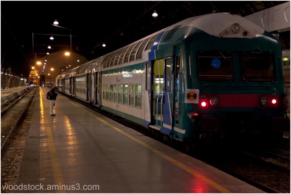 Milan Central Station