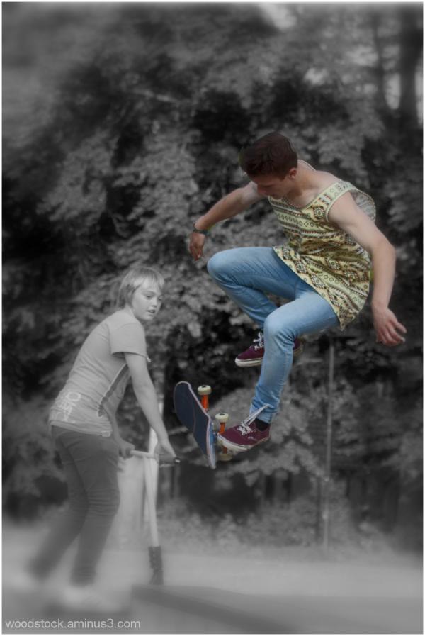 Skate Boarding 2
