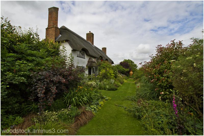 An English Country Garden.........