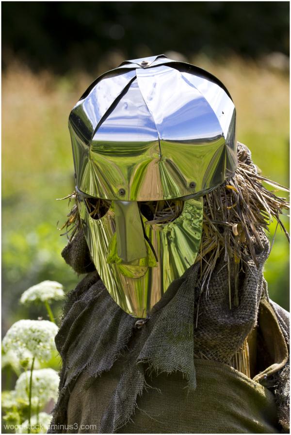Anglo Saxon Scarecrow