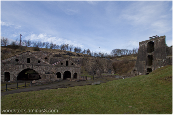 Iron Works Blaenavon, Wales 1 of 5