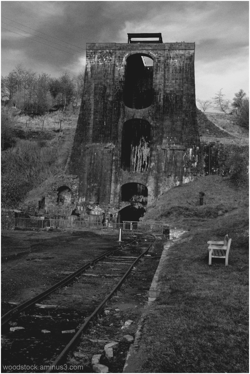 Blaenavon Iron Works - The Balance Tower 2 of 5