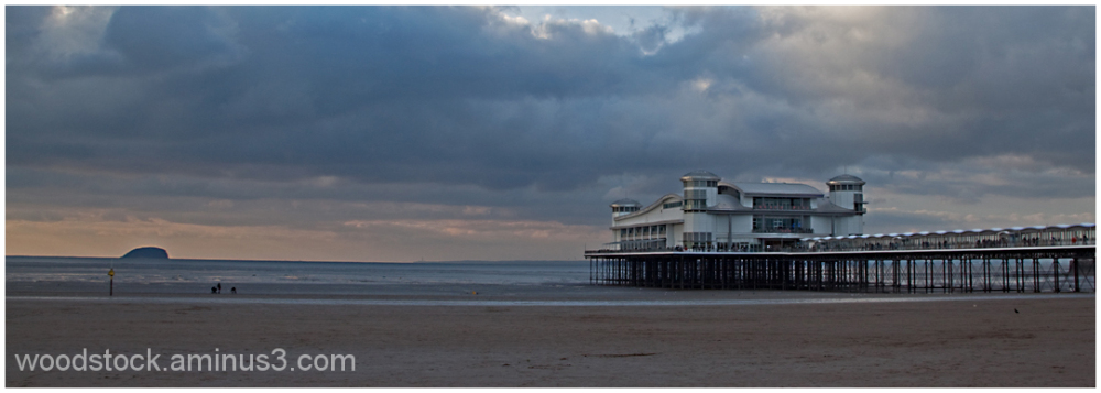 The Pier Weston Super Mare 1 of 2