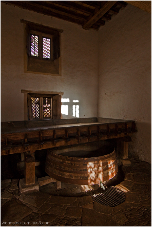 Lacock Abbey Brew House