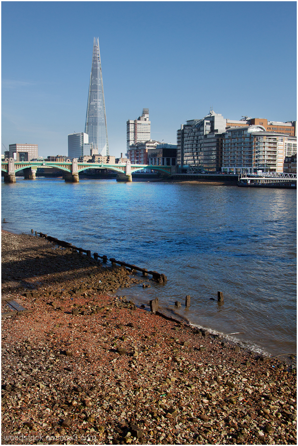 Thames Foreshore London