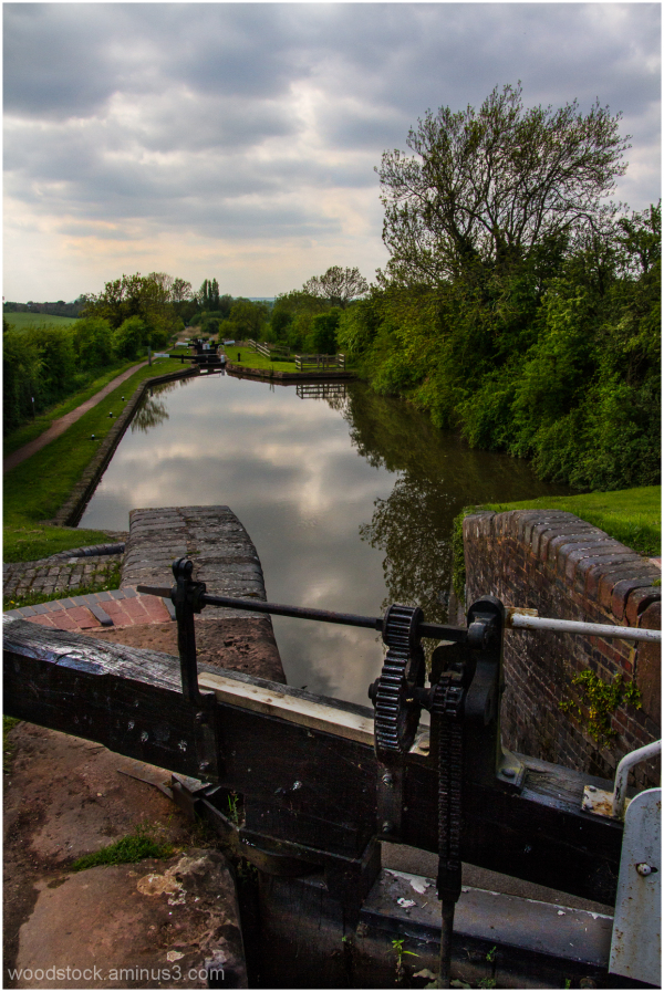 The Canal Droitwich