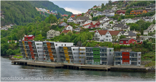 Fjord Side Apartments