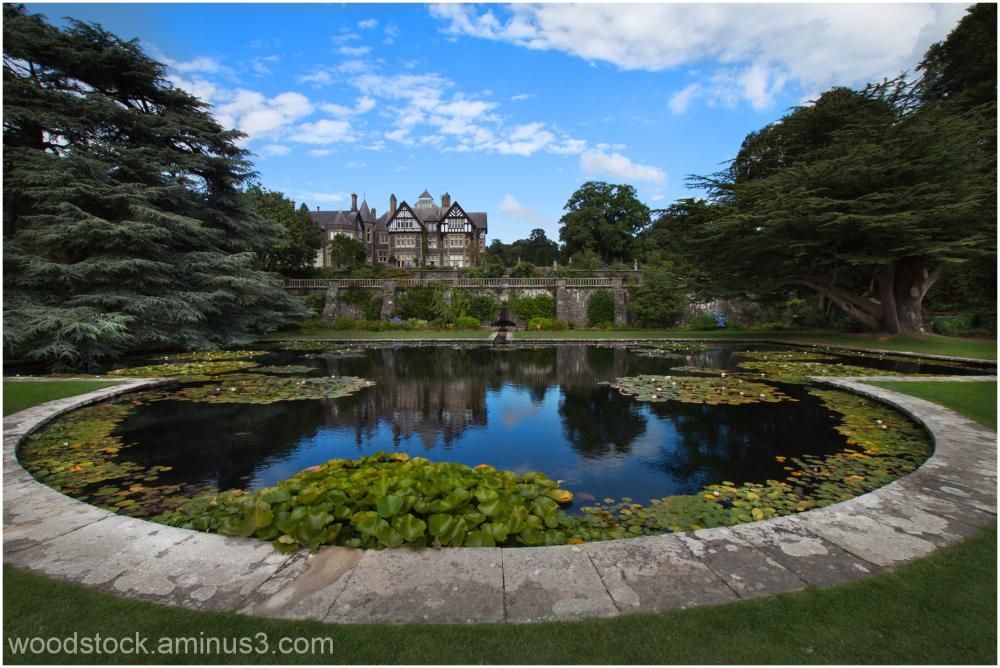 Bodnant Garden North Wales